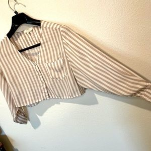 NWOT - Grade and Gather Blouse